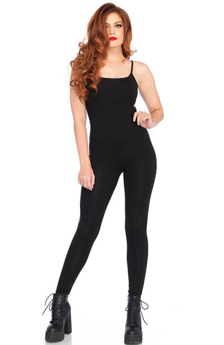 Sort DIY basic bodystocking dragt
