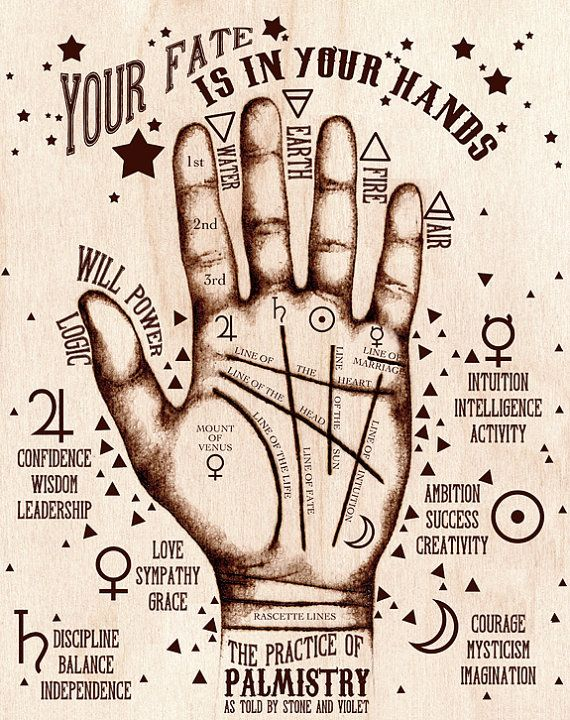 🤲🏽 WHAT IS PALMISTRY? 🤲🏽