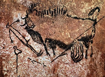 American Gypsy Herbalist, Paleolithic Cave Art, Shamanism, Hunting Magic, What is Shamanism, Esoterica,