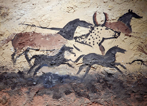American Gypsy Herbalist, Esoterica, Shamanism, What is Shamanism, Shamanism Around the World, Lascaux, Paleolithic Cave Art, Hunting Magic