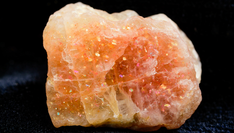 American Gypsy Herbalist, What is Quartz, Gemstones & Crystals, Power of Quartz, Sunstone