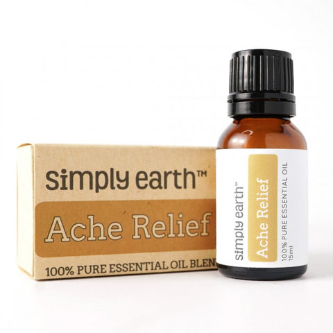 💊 Simply Earth- 'Ache Relief' Essential Oil Blend 15ml 💊