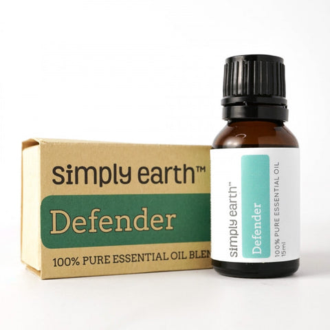 ⚔️ Simply Earth- 'Defender' Essential Oil Blend 15ml ⚔️