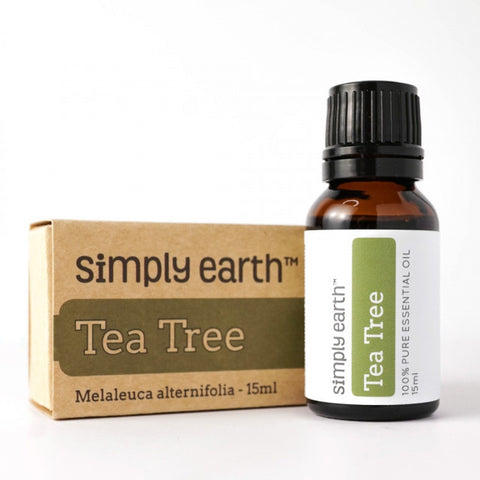 Simply Earth- Tea Tree Essential Oil 15ml