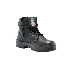 Load image into Gallery viewer, Argyle Zip w Bump Cap Boot - 332152