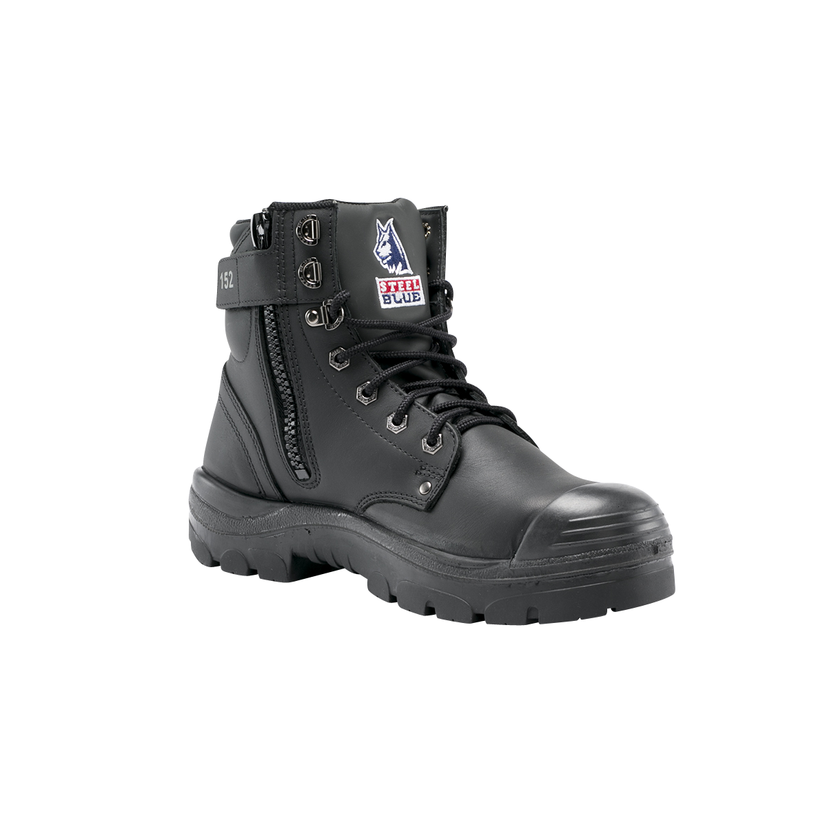 Argyle Zip w Bump Cap Boot - 332152