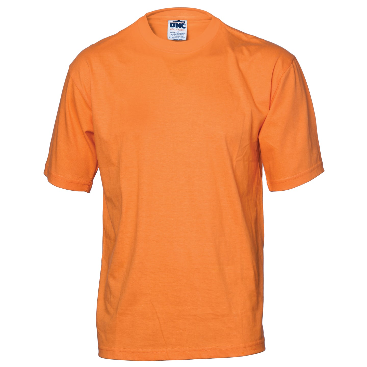 Hi-Vis Cotton Jersey T-Shirt