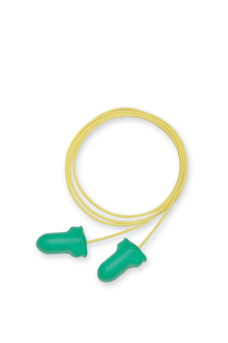 Max Lite Corded Disposable Earplugs