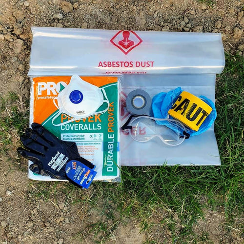 AsbestoSafe Emergency PPE Kit