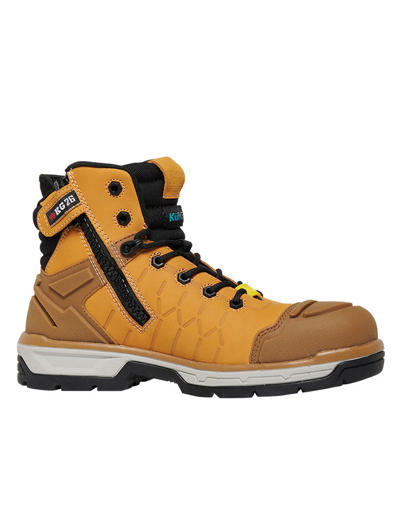 Quantum Workboot - Wheat
