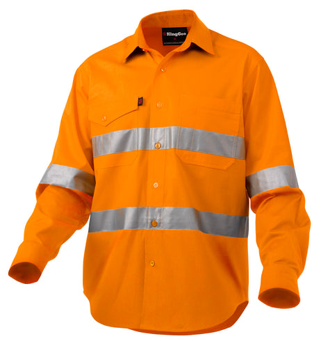 Workcool Tape Shirt - Cotton Ripstop