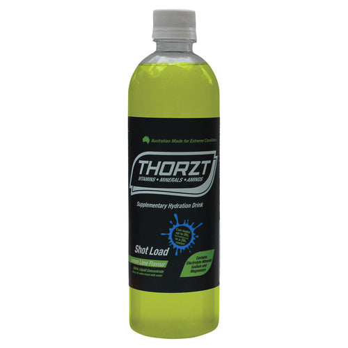 Liquid Concentrate 600mL Bottle - Lemon Lime