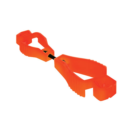 Glove Clip Keeper - Orange
