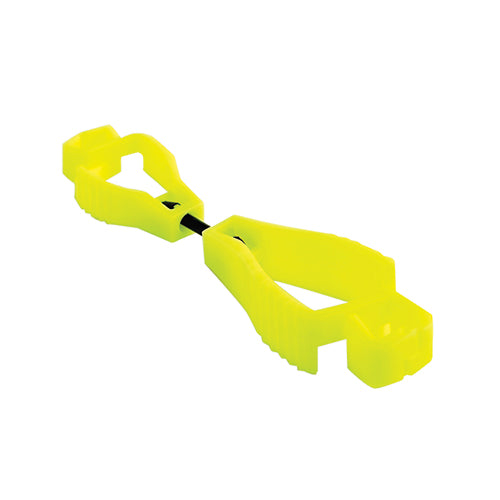 Glove Clip Keeper - Yellow