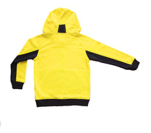 Load image into Gallery viewer, Kids Two Tone hoodies- Brushed Back Fleece