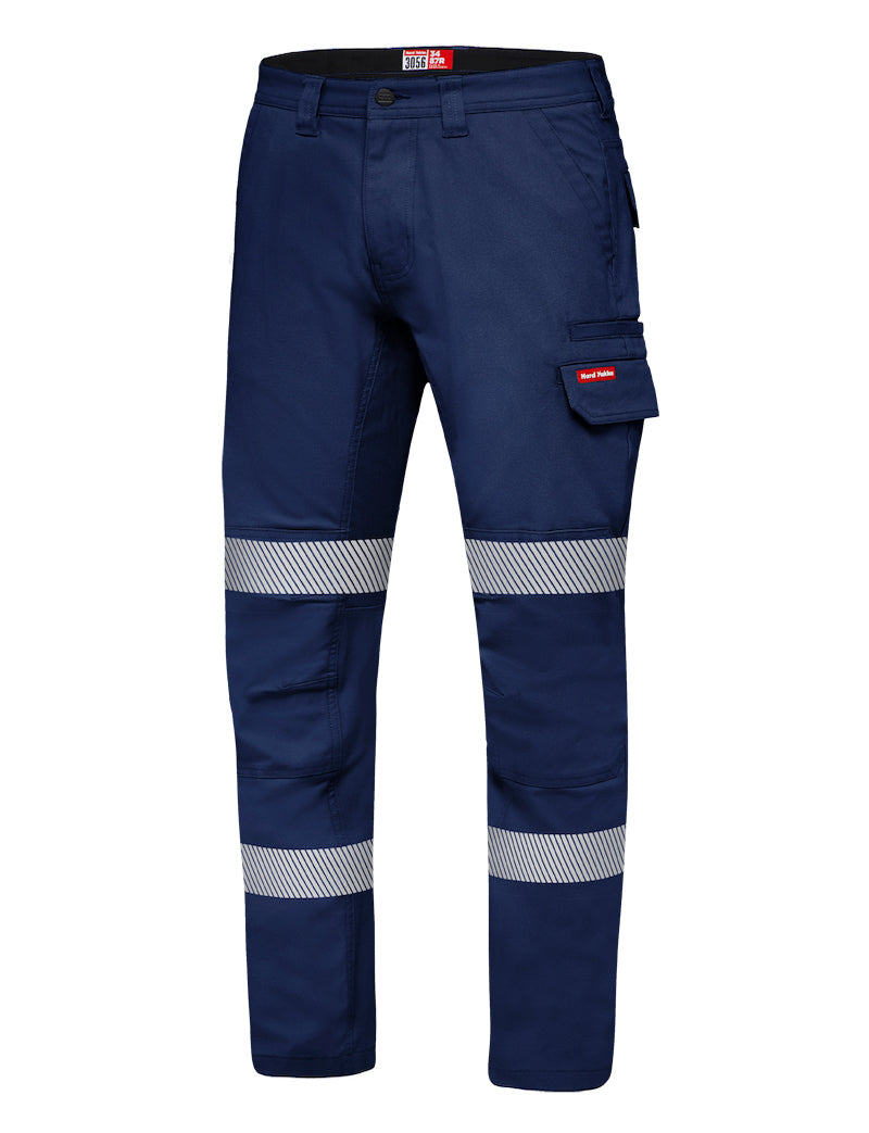 Stretch Cargo Pant With Tape