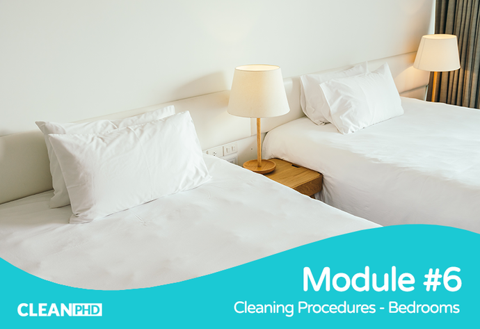 Cleaning Procedures - Bedrooms