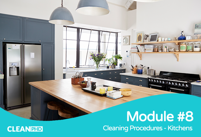 Cleaning Procedures - Kitchens