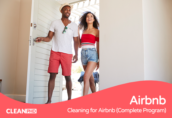 Cleaning for Airbnb (Complete Program)