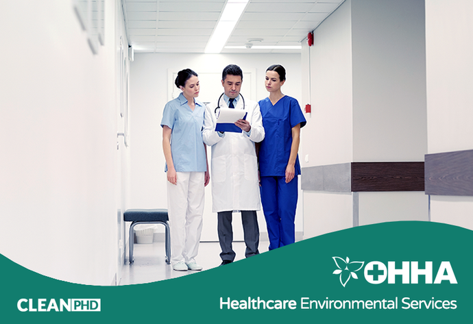 Healthcare: Environmental Services for Frontline Staff