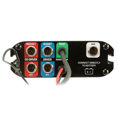 6100 Peltor Rally Race Intercom System