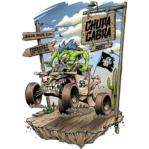 Baja Ride Co. Chupacabra off road Tour
