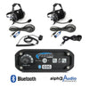 696 2 Place Intercom System With BTH Ultimate Headsets & PTTs