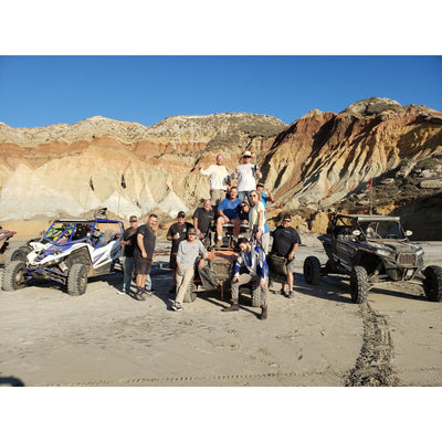 Ride Baja with Baja Ride Company Ensenada