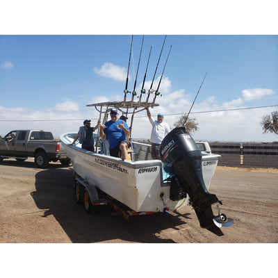 3rd Annual Baja Fish Ride, Sep 23-27, 2020