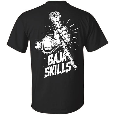 "Ride Baja ""Baja Skills"" T-shirt Black"