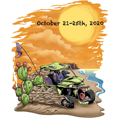 Baja Ride Company October baja tour