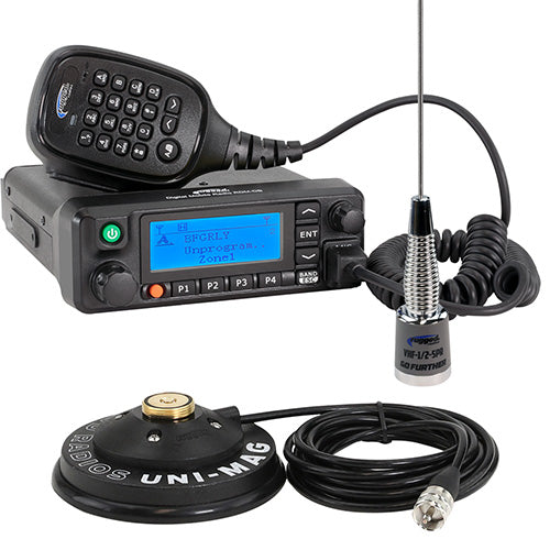 Rugged Radios RK-RDM Digital Mobile Radio Kit