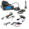 Sinqle Seat Kit With Diqital Mobile Radio