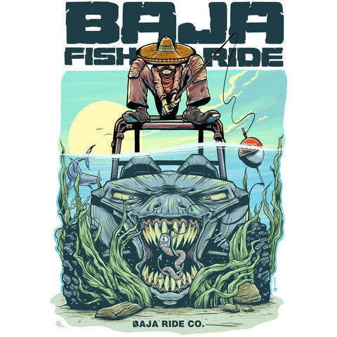 Baja Ride Company 2nd Annual Baja Fish Ride, September 26-28th, 2019