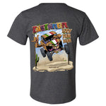 Ensenada UTV T-Shirt - Dark Gray
