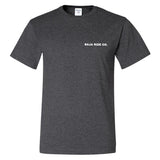 Baja Ride Co. Fishing UTV T-Shirt - Dark Gray