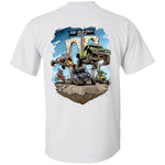 Ride Baja Rally San Felipe T-Shirt - White