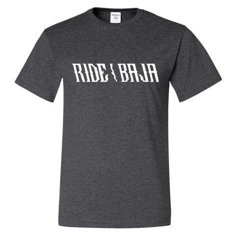 Ride Baja T-Shirt - Gray