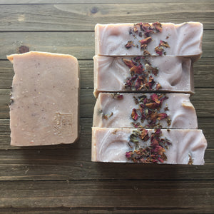 Rosie Posie Soap UNSCENTED