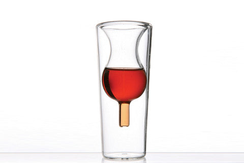 Inside Out Liqueur (Jenever) Glass - Set of 2