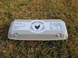 Farm Fresh Eggs - Carton 12 - 800g+ - Mussett Holdings