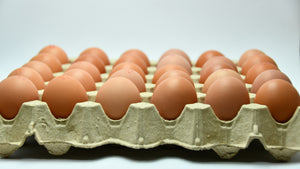 Farm Fresh Eggs - Tray 30 - 800g+