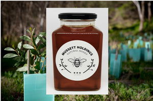 Raw Honey Mixed Native