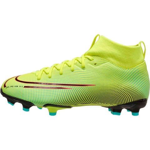 Jr. Mercurial Superfly 7 Academy MDS MG