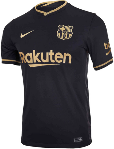 Jr. Barcelona Away Jersey