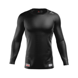 Maillot de Compression à M/L Element Gear - Noir GPK