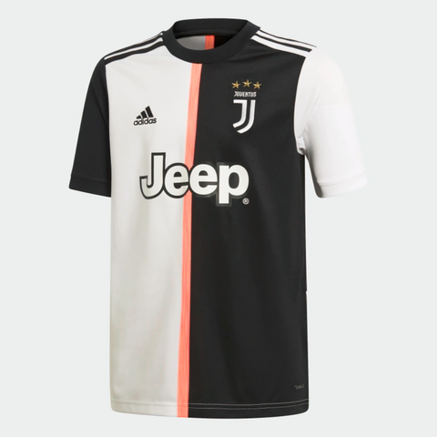 Jr. Juventus Home Jersey