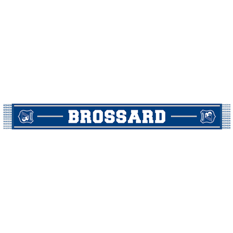 Foulard Officiel de l'As Brossard