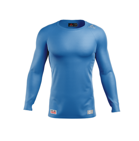 Maillot de Compression à M/L Element Gear Royal