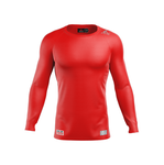 Maillot de Compression à M/L Element Gear Rouge